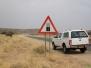 Namibia 2012 Straßen