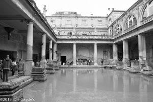 Das antike Schwimmbad