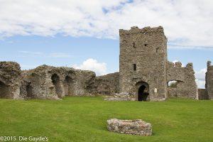 Castle Llansteffan